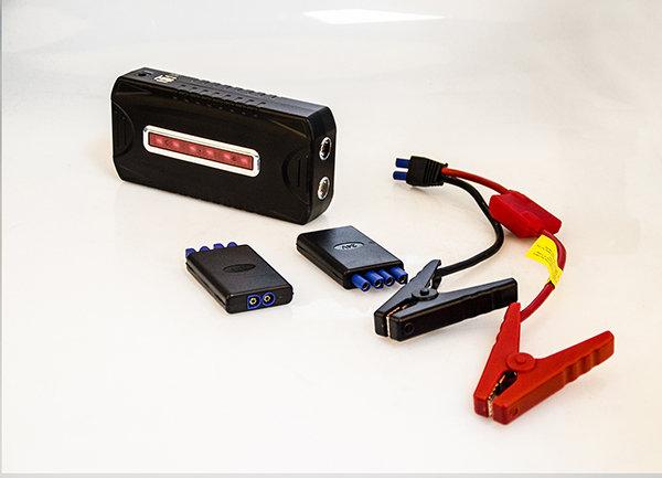 Автомобильное пуско-зарядное устройство TM-21 23000mAh 24V-12V