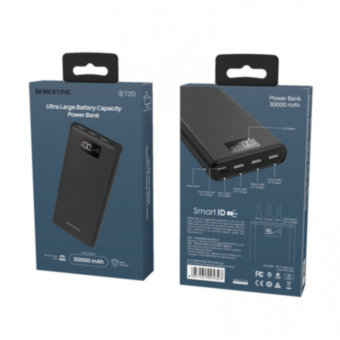 Портативная батарея Power Bank Borofone BT2D Fullpower 30000mAh