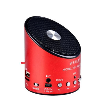Колонка Mp3 Wster WS-A9