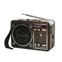 Колонка Mp3 RS203 USB FM64