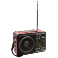 Колонка Mp3 RS204 USB FM64