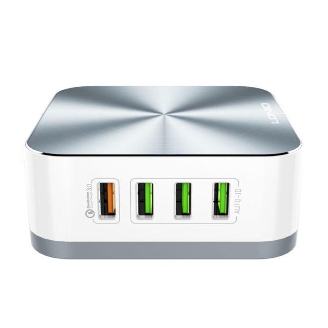 Сетевое зарядное устройство LDNio A8101 (Quik 3.0)