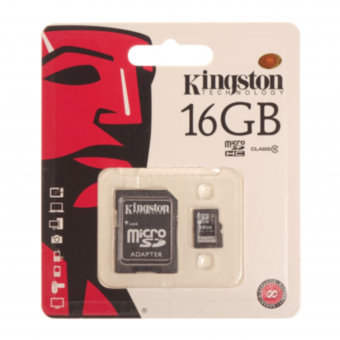 Карта памяти Kingston LV micro SDCS/ 16GB UHS-1